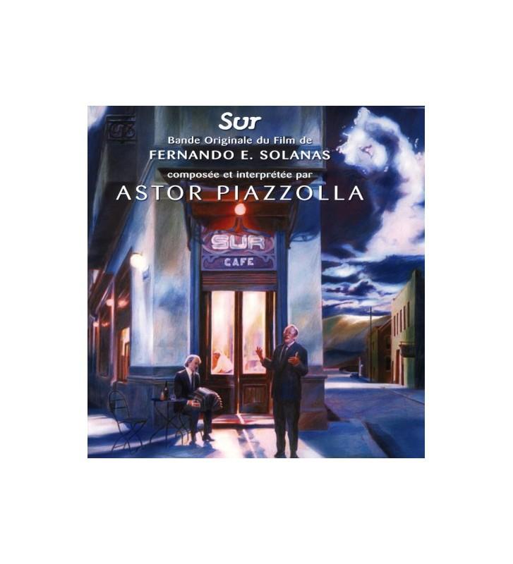 Astor Piazzolla - Sur - Astor Piazzolla (LP, Comp) mesvinyles.fr