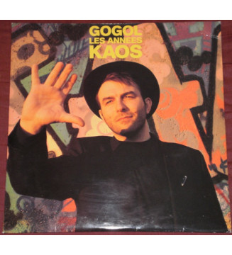 Gogol - Gogol Les Années Kaos (2xLP) mesvinyles.fr