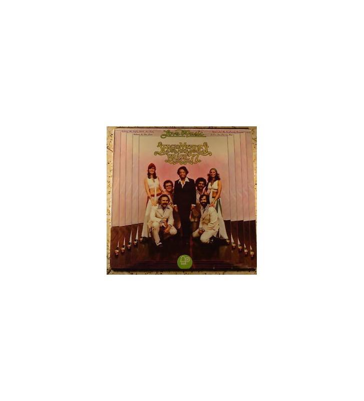 Sergio Mendes And Brasil '77* - Love Music (LP, Album) mesvinyles.fr