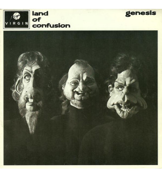 Genesis - Land Of Confusion...