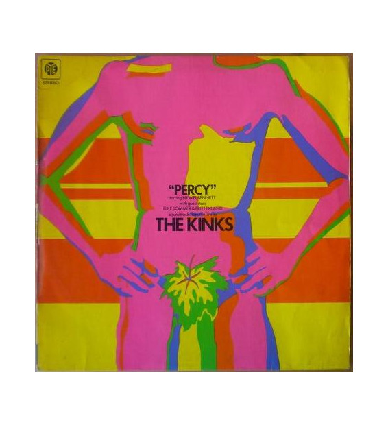 The Kinks - Percy (LP, Album) mesvinyles.fr