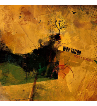 Wax Tailor - Hope & Sorrow (2xLP, Album, RE) mesvinyles.fr