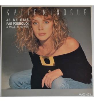 "Kylie Minogue - Je Ne Sais Pas Pourquoi & Made In Heaven (12"", Maxi) mesvinyles.fr"