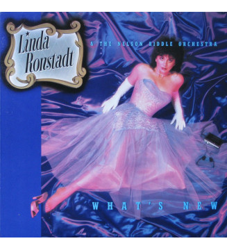 Linda Ronstadt & The Nelson Riddle Orchestra* - What's New (LP, Album) mesvinyles.fr