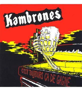 Kambrones - C'est Toujours Ca De Gagné (LP, Album) mesvinyles.fr