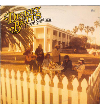 Dickey Betts & Great Southern - Dickey Betts & Great Southern (LP, Album, PRC) mesvinyles.fr