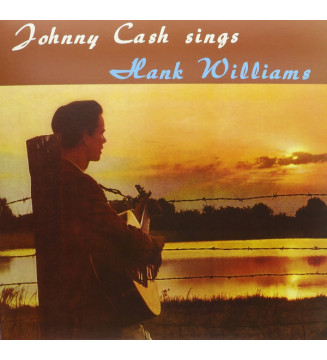 Johnny Cash - Johnny Cash Sings Hank Williams (LP, Album, RE) mesvinyles.fr