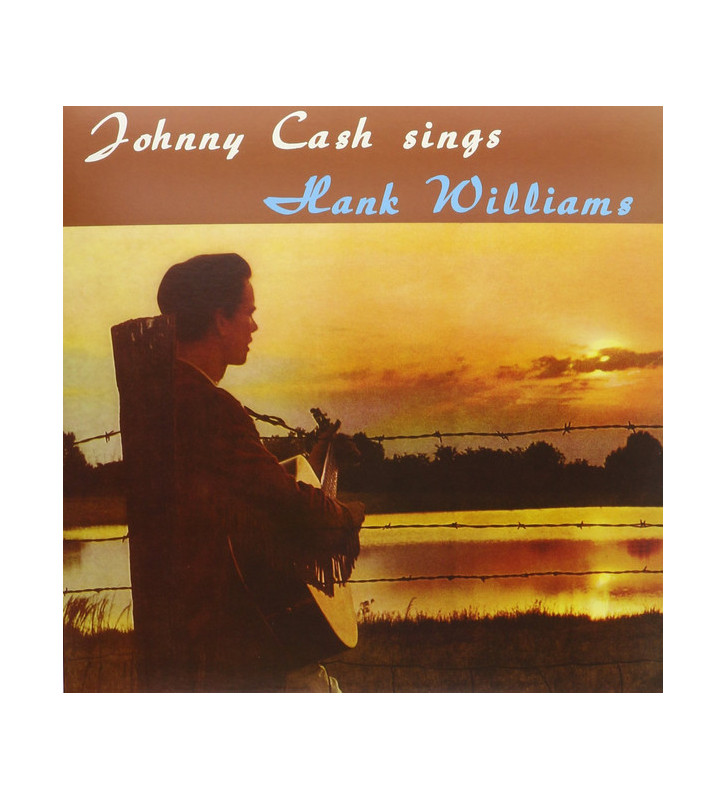 Johnny Cash - Johnny Cash Sings Hank Williams (LP, Album, RE) mesvinyles.fr