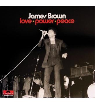 James Brown - Love Power Peace (3xLP, Album, Mixed, Tri) mesvinyles.fr