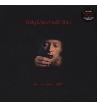 Jozef Van Wissem / SQÜRL - Only Lovers Left Alive (2xLP, Album, Red) mesvinyles.fr