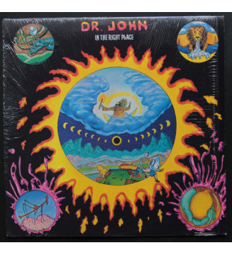 Dr. John - In The Right Place (LP, Album, RE) mesvinyles.fr