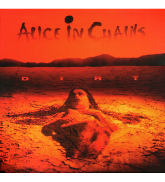 Alice In Chains - Dirt (LP, Album, RE, RM, 180) mesvinyles.fr