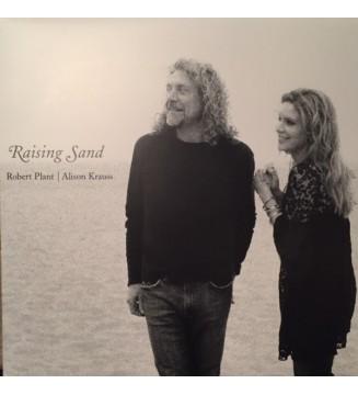 Robert Plant | Alison Krauss - Raising Sand (2xLP, Album, Gat) mesvinyles.fr