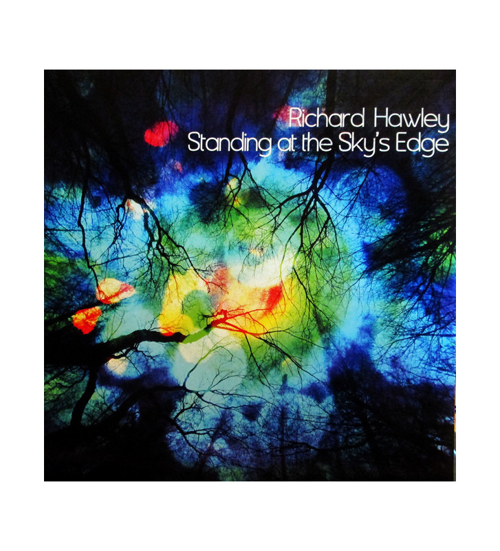 Richard Hawley - Standing At The Sky's Edge (2xLP, Album, 180 + CD, Album, Car) mesvinyles.fr