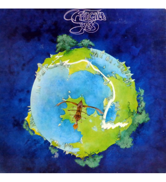 Yes - Fragile (LP, Album, Gat)