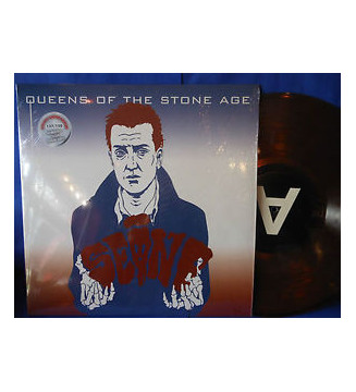 Queens Of The Stone Age - Seine (LP, Album, Unofficial, Cle) mesvinyles.fr