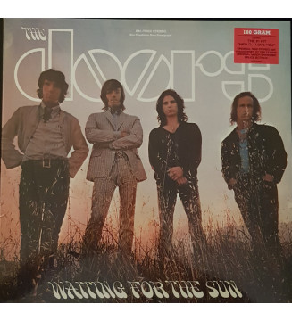 The Doors - Waiting For The Sun (LP, Album, RE, RM) mesvinyles.fr