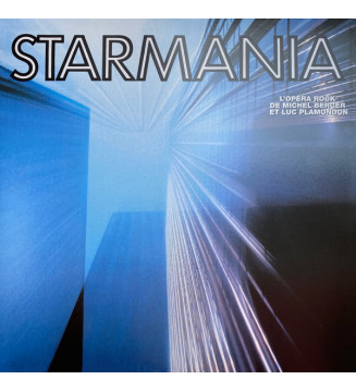 Michel Berger Et Luc Plamondon - Starmania (2xLP, Album, RE, RM, Gat) mesvinyles.fr