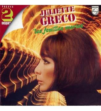 Juliette Gréco - Les Feuilles Mortes (2xLP, Comp, RE) mesvinyles.fr