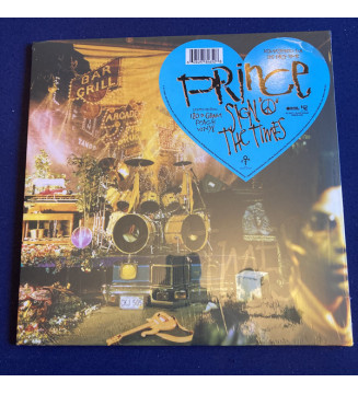 "Prince - Sign ""O"" The Times (2xLP, Ltd, RE, RM, Pea) mesvinyles.fr"