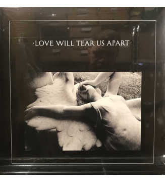 "Joy Division - Love Will Tear Us Apart (12"", Single, RE, RM, 180) mesvinyles.fr"