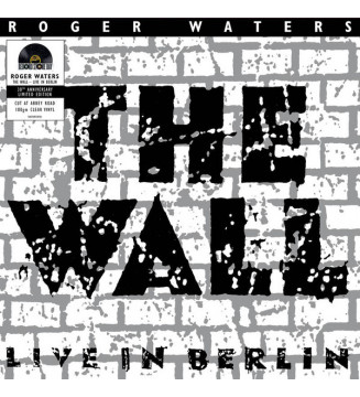 Roger Waters - The Wall (Live In Berlin 1990) (2xLP, Album, Ltd, RE, Cle) BLACK FRIDAY 2019 mesvinyles.fr