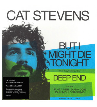 "Cat Stevens - But I Might Die Tonight (7"", Single, Ltd, Lig) BLACK FRIDAY 2019 mesvinyles.fr"