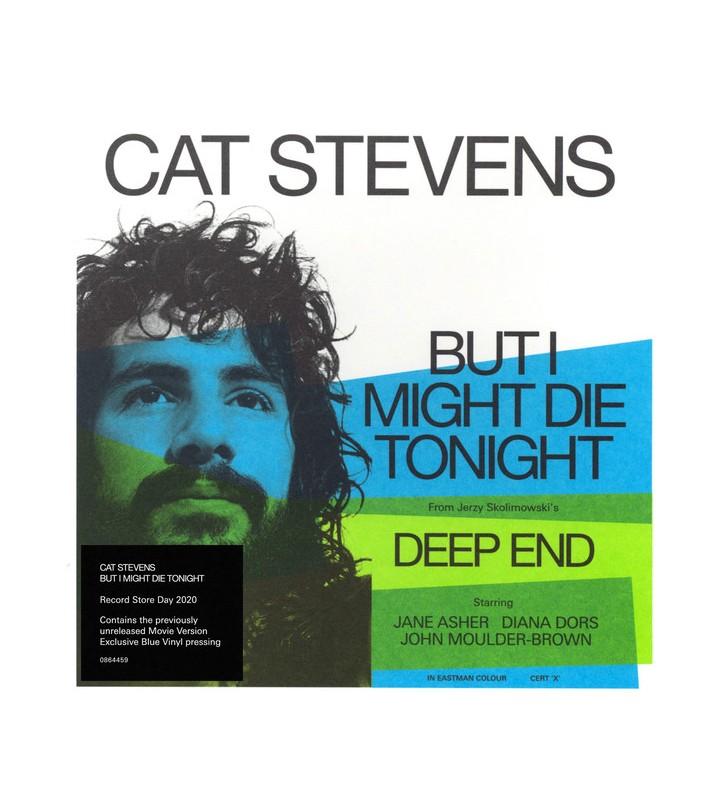 "Cat Stevens - But I Might Die Tonight (7"", Single, Ltd, Lig) Disquaire Day (RSD) mesvinyles.fr"