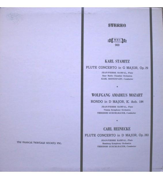 Jean-Pierre Rampal - The Classic Flute (LP, Album)