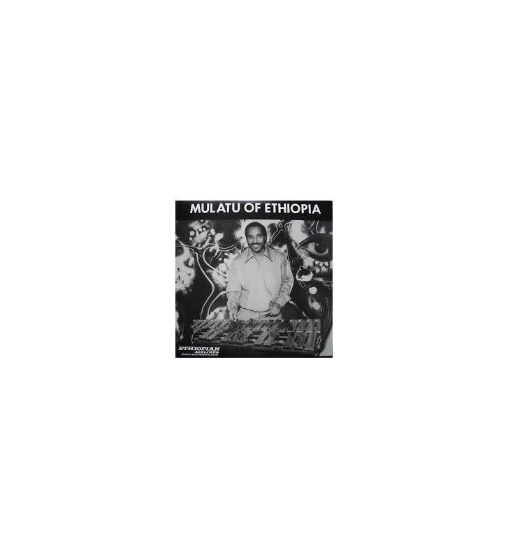 Mulatu Astatke - Mulatu Of Ethiopia (LP, Album, RE, Col) mesvinyles.fr