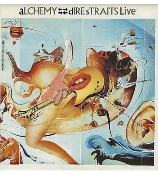 Dire Straits - Alchemy - Dire Straits Live (2xLP, Album, Gat) mesvinyles.fr