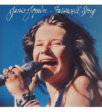 Janis Joplin - Farewell Song (LP, Album, RE) mesvinyles.fr
