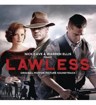 Nick Cave & Warren Ellis - Lawless: Original Motion Picture Soundtrack (LP, Comp, Ltd, Red) mesvinyles.fr