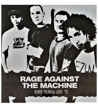 Rage Against The Machine - Irvine Meadow June '95 (LP) mesvinyles.fr