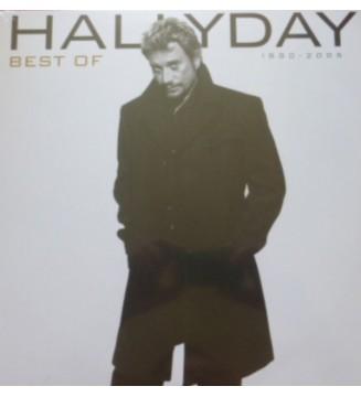 Johnny Hallyday - Best Of 1990 - 2005 (LP, Comp) mesvinyles.fr