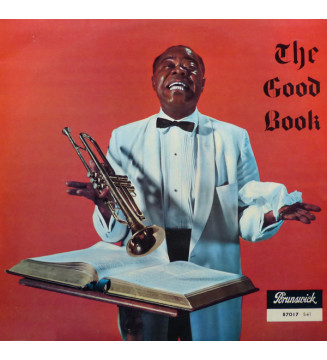 Louis Armstrong And His All-Stars With The Sy Oliver Choir - Louis And The Good Book (LP) mesvinyles.fr