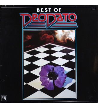 Deodato* - Best Of Deodato (LP, Comp) mesvinyles.fr