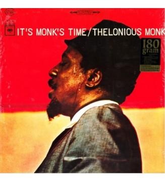 Thelonious Monk - It's Monk's Time (LP, Album, RE, 180) mesvinyles.fr