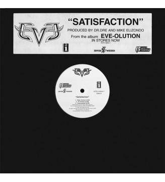 "Eve (2) - Satisfaction (12"", Promo) mesvinyles.fr"
