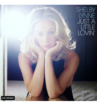 Shelby Lynne - Just A Little Lovin' (LP, RE, RM, 200) mesvinyles.fr