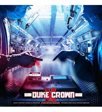 "Duke* & Crown - Analog Surgery (12"", Ltd, Blu) mesvinyles.fr"