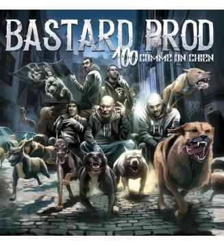Bastard Prod - 100 Comme Un Chien (2xLP, Album, M/Print) mesvinyles.fr