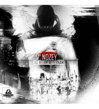 "Nozey - Ad Vitam Aeternam (12"", Comp, Ltd) mesvinyles.fr"