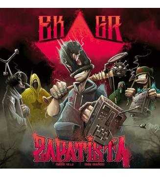Grim Reaperz & Emcee Killa - Zapatista (LP, Album) mesvinyles.fr