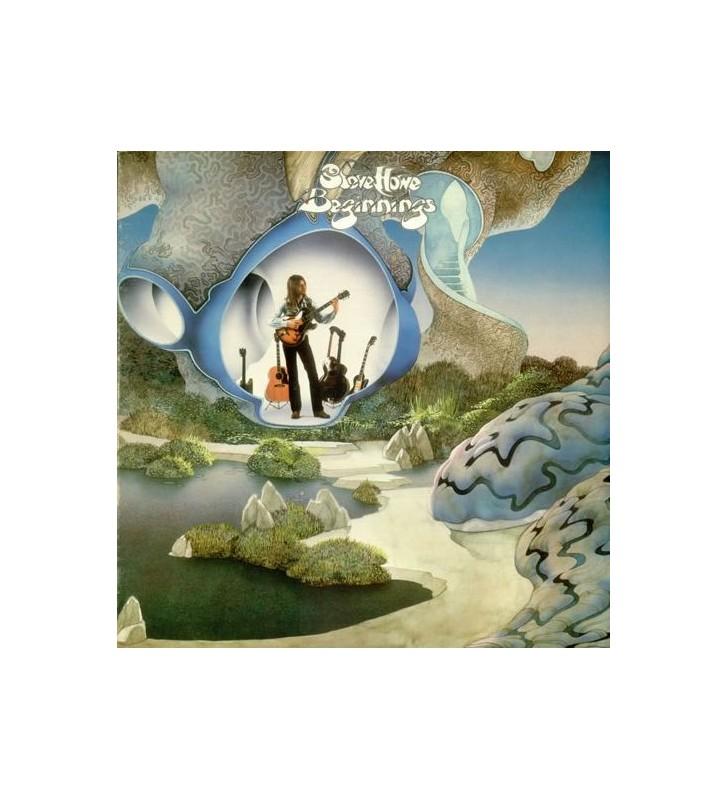 Steve Howe - Beginnings (LP, Album) mesvinyles.fr