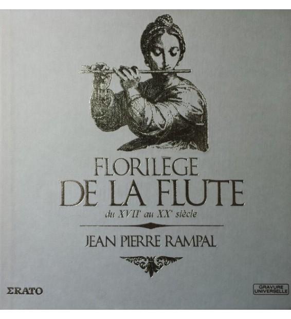 Jean-Pierre Rampal - Florilège de la Flute mesvinyles.fr