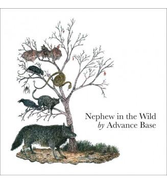 Advance Base - Nephew In The Wild (LP, Album, Ltd, Lav) mesvinyles.fr