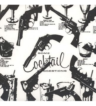 Mahogany Brain - Some Cocktail Suggestions (LP, Album) mesvinyles.fr