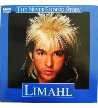 "Limahl - The NeverEnding Story (12"", Maxi) mesvinyles.fr"
