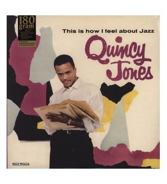 Quincy Jones - This Is How I Feel About Jazz (LP, Album, RE) mesvinyles.fr